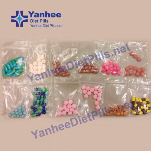 Yanhee Pills 12 Tabs Formula 28 Days Course
